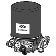 Air Dryer, compressed-air system