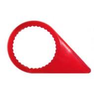 Wheel Nut Indicator 17mm Red
